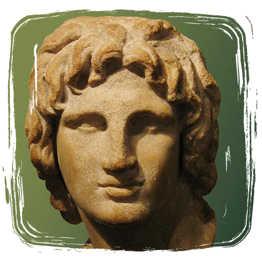 Alexander The Great Biography 書籍 App LOGO-APP試玩