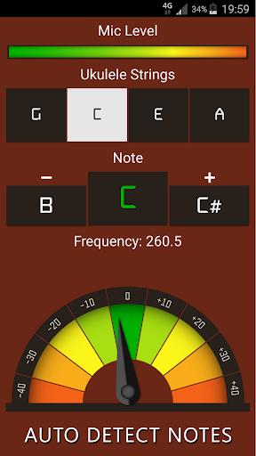 Ukulele Tuner Free 10.2 screenshots 2