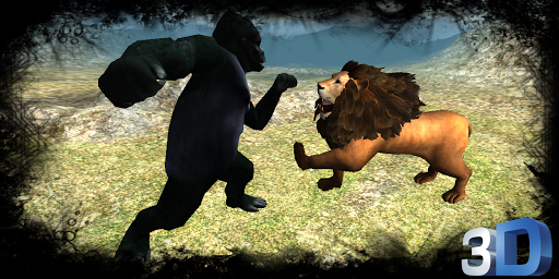 Wild Gorilla Simulator : World