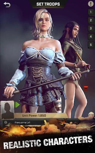 Kiss of War screenshots 18