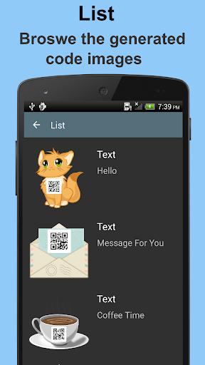 QR Code Generator screenshots 8