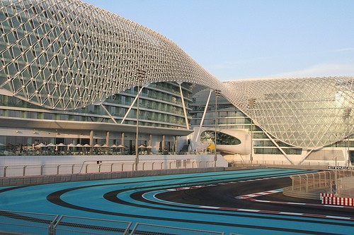 Photo Yas Viceroy Abu Dhabi