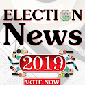 News- Political News, Latest Election News, Result icon