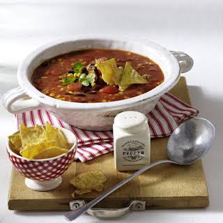 Southwestern Tomato Soup.