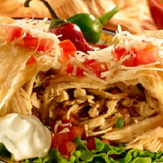 Packed With Beans, Cheese & Beef… We Can't Get Over How Good These Chimichangas Came Out!