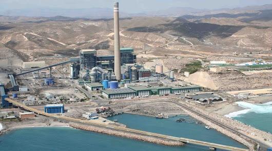 La superficie industrial liberada cuenta también con un Puerto.