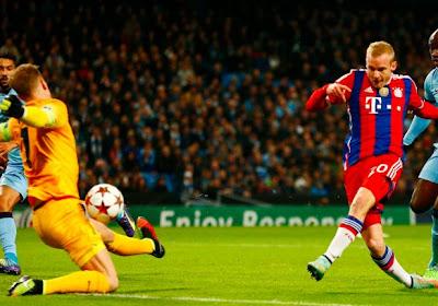 Sebastian Rode verlaat Bayern München en gaat voor Borussia Dortmund voetballen