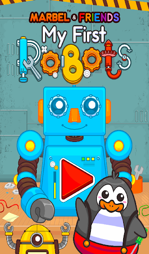 Marbel Robots - My First Toys painmod.com screenshots 11