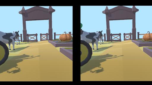 VR Scene  captures d'écran 2
