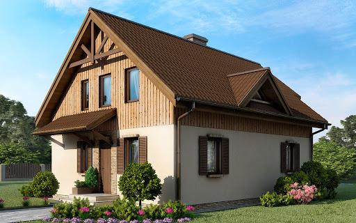 projekt D42 - Błażej wersja drewniana