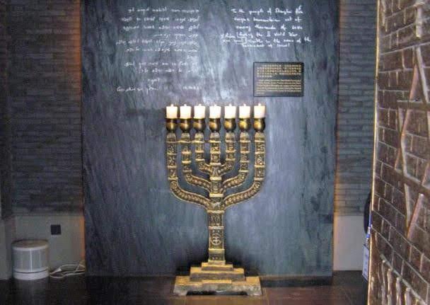 Museu dos Refugiados Judeus de Xangai (Sinagoga Ohel Moshe)