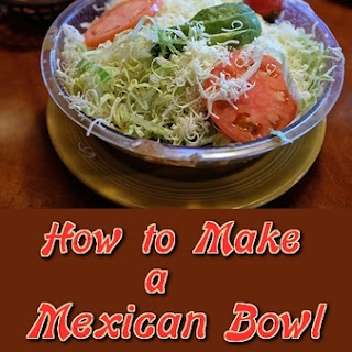 How to Make a Mexican Bowl
