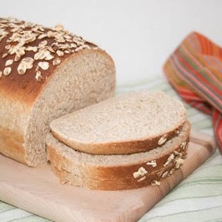 Honey Oat Wheat Bread