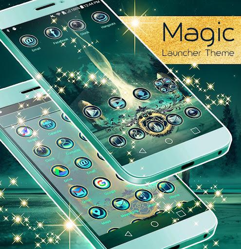 Magic Launcher Theme 1.284.1.129 3