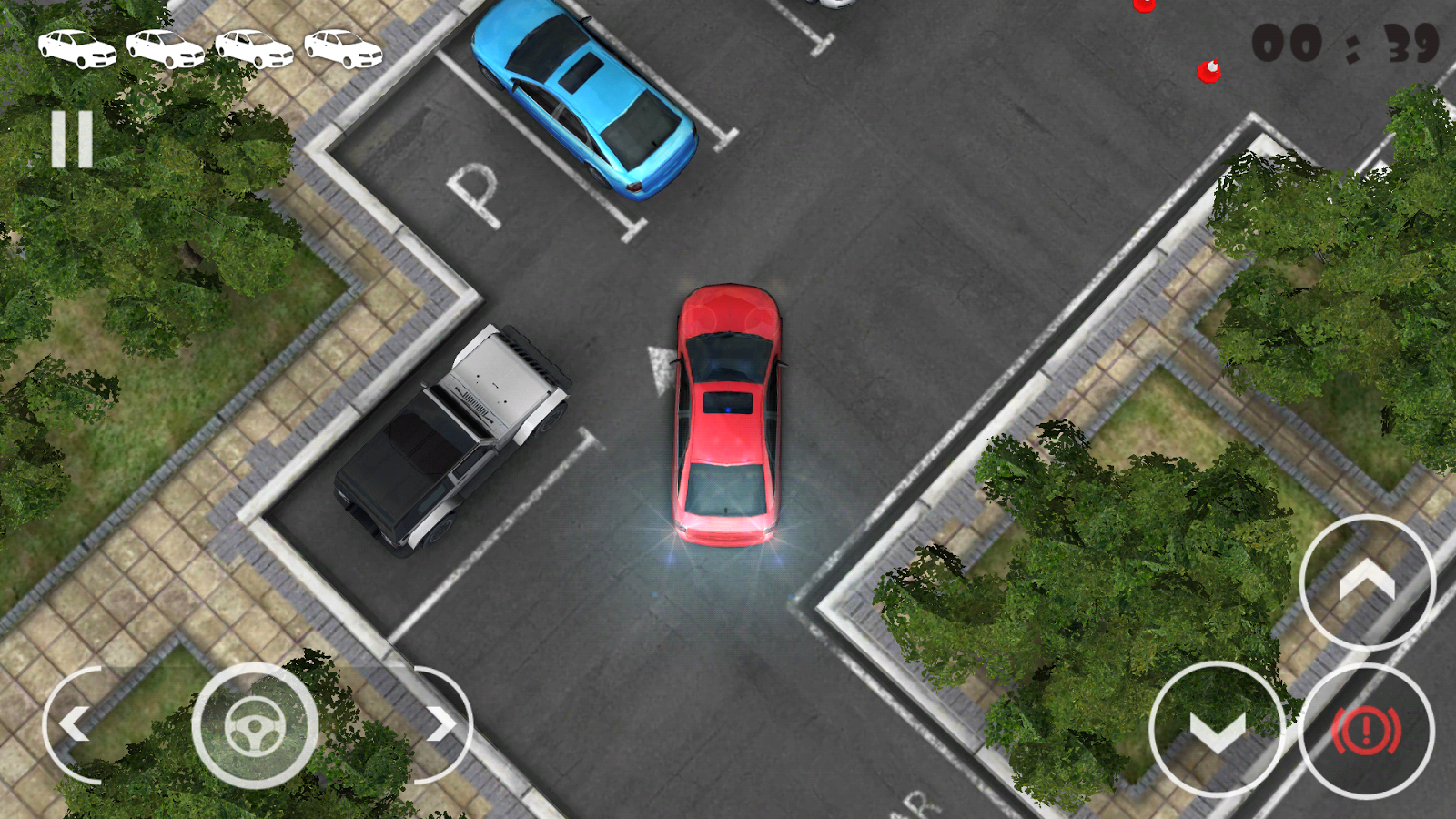 Parking Challenge 3D [LITE]- screenshot