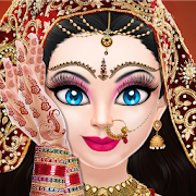 Indian Wedding Girl Arrange Marriage Culture Game
