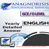 English O Level 1123 DWS
