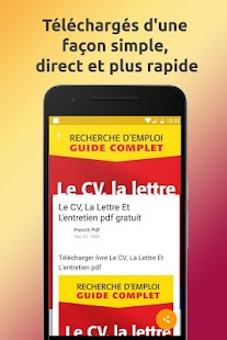 FrenchPDF .. Livres PDF- screenshot thumbnail