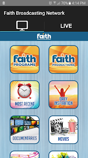 Faith Broadcasting Network- screenshot thumbnail