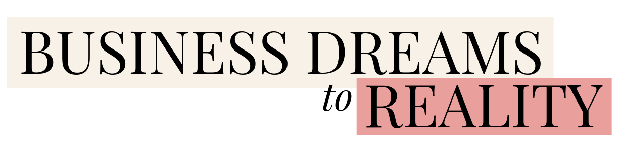 Business Dreams to Reality Image