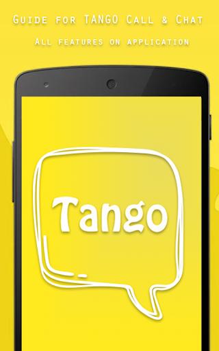 Guide Tango Video Call