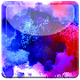 Art Watercolor Drawing Live WP APK icon