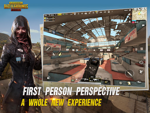 PUBG MOBILE 0.7.0 screenshots 21