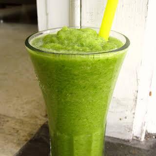 Cucumber Cooler Smoothie.