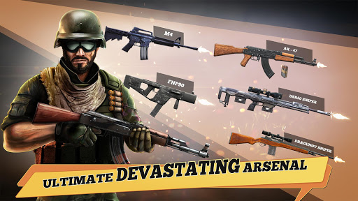 Yalghaar: Mission Counter Attack FPS Offline Game cheat screenshots 4