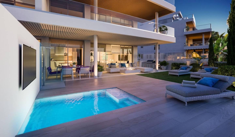 Appartement avec piscine Calahonda