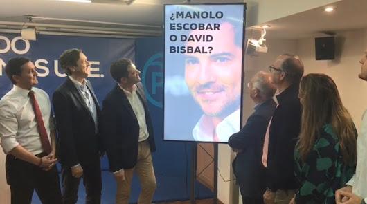 ¿Manolo Escobar o David Bisbal? Almería: el PP lanza su vídeo de campaña