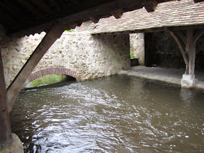Photo: Lavoir de Saint-Arnoult