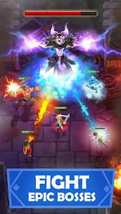 Darkfire Heroes Mod Apk 1.24.0 (Menu Mod) 3
