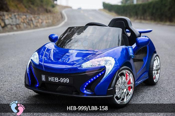 Xe hơi điện kiểu dáng thể thao LBB-158 4