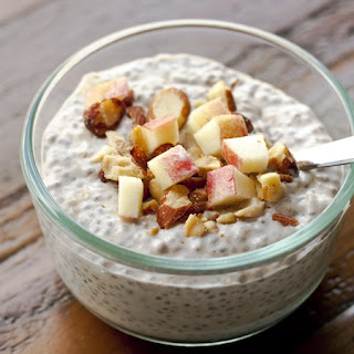 Chia Seed Banana Breakfast Pudding