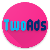 TwoAds™ - Free Real Money & ₹ More ©