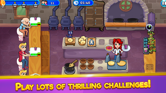 Chef Rescue – Cooking & Restaurant Management Game 4