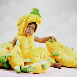 The Banana by Erwin Rizaldi - Babies & Children Babies (  )