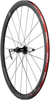 Vision Team 35 Wheelset - 700c, QR, HG 11, Black, Clincher alternate image 1