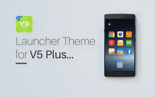 mod Launcher theme for V5 Plus 1.0.1 screenshots 1