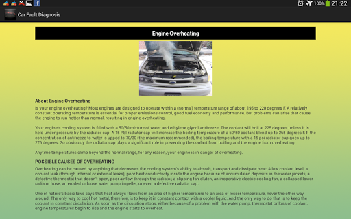 玩免費遊戲APP|下載Car Fault Diagnosis app不用錢|硬是要APP