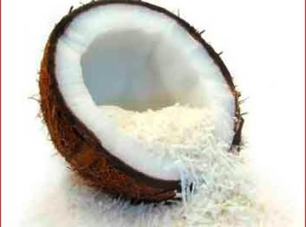 Coconut Pudding Dessert Recipe