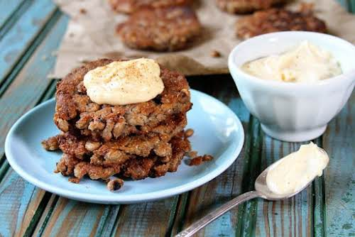 Click Here for Recipe: Black-Eyed Pea Cakes with Creole Mayo This black-eyed...