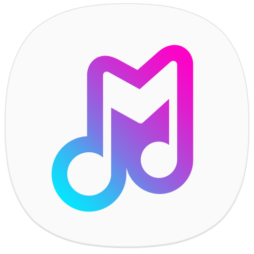 밀크- MILK, 갤럭시만의 뮤직 Freemium Icon
