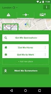 Citymapper - Bus, Tube, Rail - screenshot thumbnail