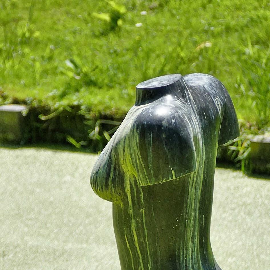 Aangeboden door: Stichting Microtoerisme InZicht Fotoblog Leeuwarden kunst beeld zig-zag siepman Prinsentuin