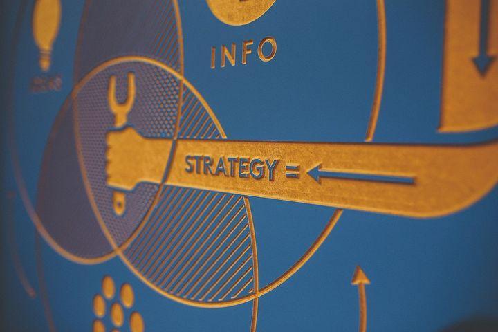 photo schéma stratégie