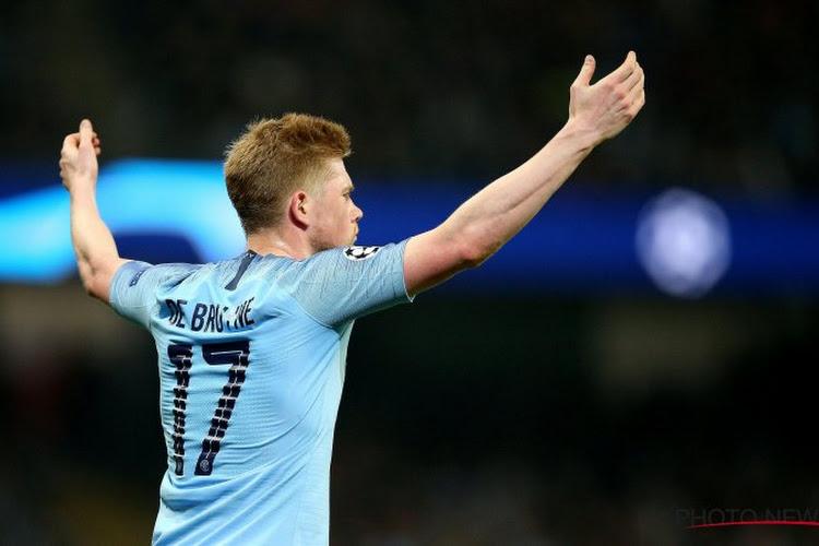 """Filip Joos over de titelstrijd in Engeland: """"Zonder Kevin De Bruyne is Manchester City een bleke versie van zichzelf"""""""