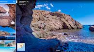 La Cala del Peñón Cortado se puede visitar en 360º en su ficha de Google.