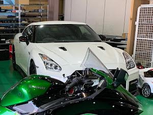NISSAN GT-R R35のカスタム事例画像 ソニックプラスセンター新潟@たかぷさんの2021年05月04日22:00の投稿